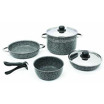 Beaver Brand Stone Rock 20 Cookware Set