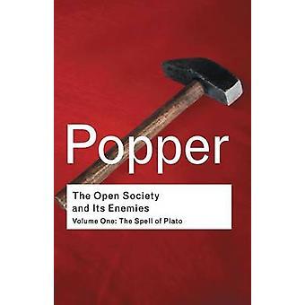 Die offene Gesellschaft und ihre Feinde - The Spell of Plato - v. 1 von Karl Pop