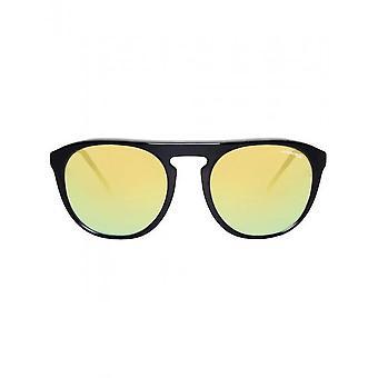 Made in Italia - Accessories - Sunglasses - PANTELLERIA_01-NEROLUCIDO - Men - black,gold