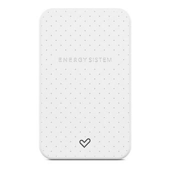 Power Bank Energy Sistem Extra Battery 5000 424450 5000 mAh White