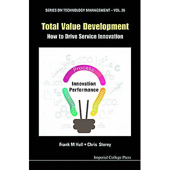 Total Value Development How to Drive Service Innovation by HULL & FRANK MONTGOMERY