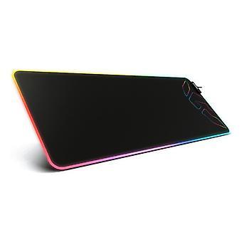 Gaming Mouse Mat Krom Knout XL RGB USB Black