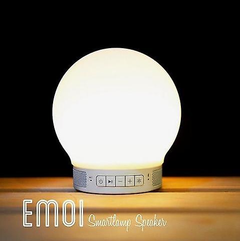 EMOI lampe intelligente haut-parleur Bluetooth Mini