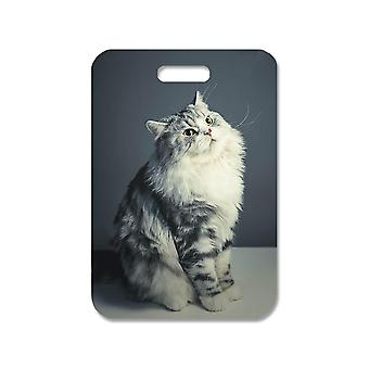 Cat Persian Large Bag Pendant