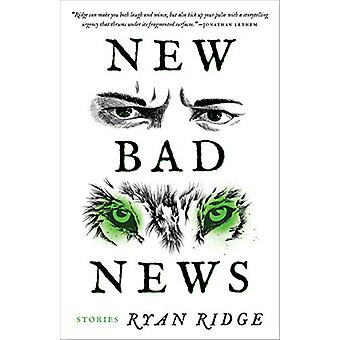 New Bad News by Ryan Ridge - 9781946448569 Book