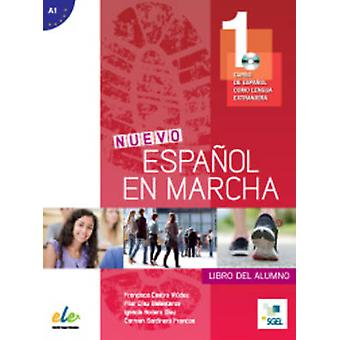 Nuevo Espanol en Marcha - Level A1 - Student Book - 9788497783736 Book