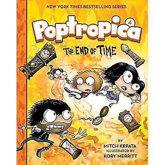 The End of Time (Poptropica Book 4) by Kory Merritt - 9781419725579 B