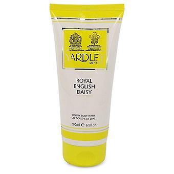 Royal English Daisy Body Wash By Yardley London 6.8 oz Body Wash