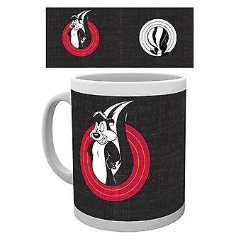Looney Tunes Pepe Le Pew Becher