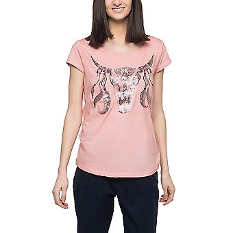 Sublevel Women's T-Shirt With Sequins
