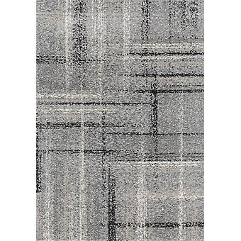 """31"""" x 50& Szary dywan z polipropylenu"""