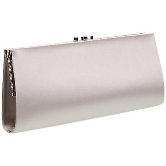 MENBUR Paxton Pochette Women Grey (Pearl Grey 90) 5x13x25 centimeters (B x H x T)