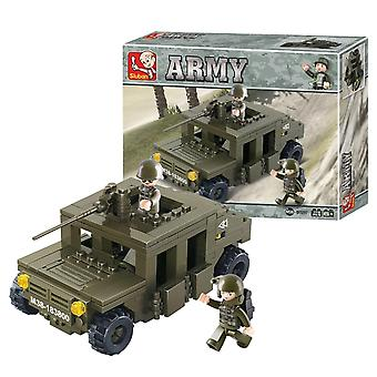Sluban Army, Kit - Armored Car