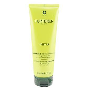 Rene Furterer Initia Softening Shine Shampoo (Frequent Use, All Hair Types) 250ml/8.4oz
