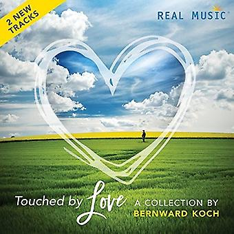 Bernward Koch - Touched by Love [CD] USA import