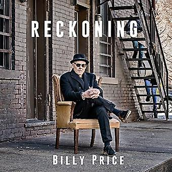 Billy Price - Reckoning [CD] USA import