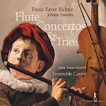 Flute Concertos & Trios [CD] USA import