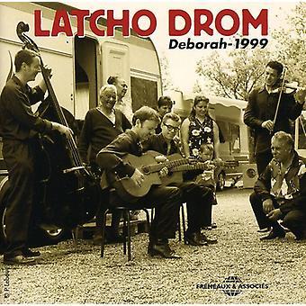 Latcho Drom - Deborah 1999 [CD] USA import