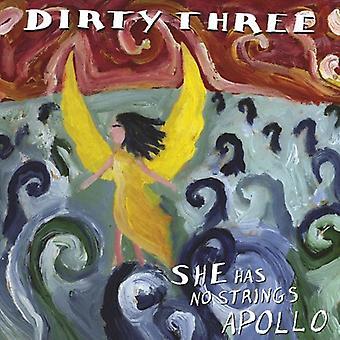 Dirty Three - She Has No Strings Apollo [Vinyl] USA import