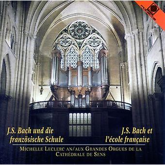 Bach - J.S. Bach & the French School [CD] USA import
