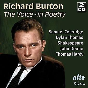 Richard Burton - reciterar Shakespeare [CD] USA import