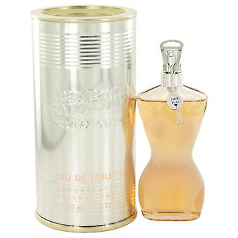 Jean Paul Gaultier Eau De Toilette Spray By Jean Paul Gaultier 1.6 oz Eau De Toilette Spray