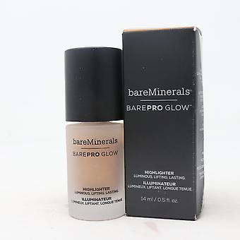 Bareminerals Barepro Glow Highlighter  0.5oz/14ml New With Box