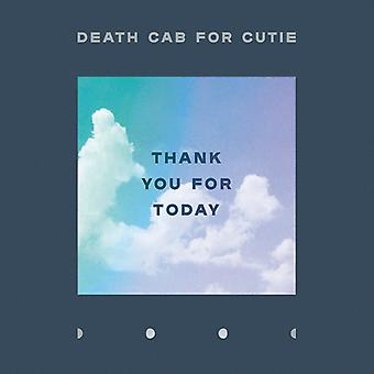 Death Cab for Cutie - Thank You for Today [CD] USA import