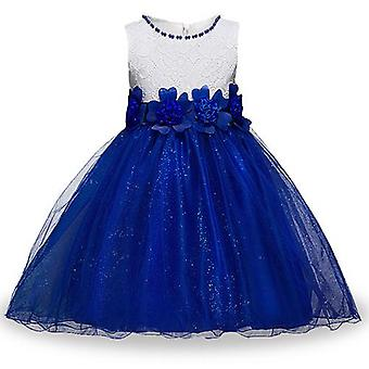 Summer Girls Party Flower Ball Gowns Dress, Style 3 Infant