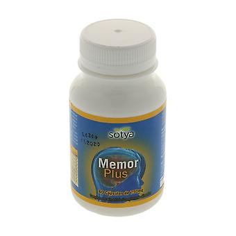 Memor Plus 60 capsules of 750mg