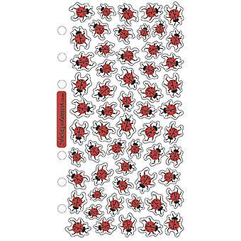 Sticko Stickers-Ladybugs