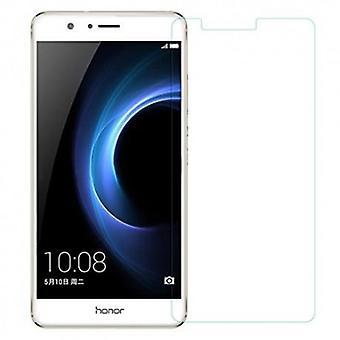 iCoverCase | Huawei Honor 8 | Screenprotector | Gehard glas