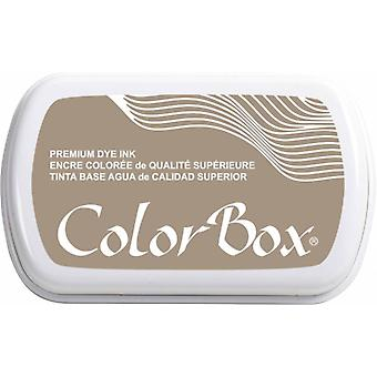Clearsnap ColorBox Premium Dye Inkpad Full Size Sandstone