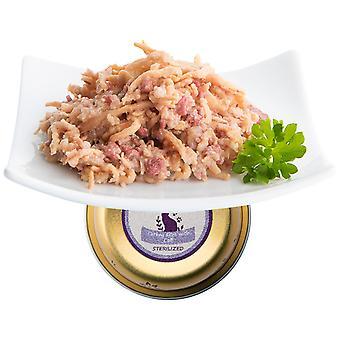 Nuevo Sterilized Turkey Terrine And Calf (Cats , Cat Food , Wet Food)