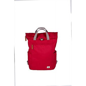 Roka Bags Finchley A Medium Sustainable  Volcanic Red