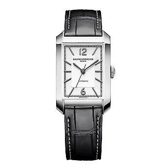 Baume & Mercier BM0A10522 Hampton Rectangular Automatic Wristwatch