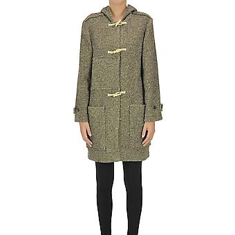 Soeur Ezgl563005 Women's Brown Wool Coat