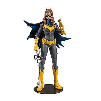 Batman Batgirl Modern Art of the Crime 7