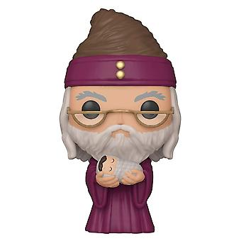 Harry Potter Dumbledore med Baby Harry Pop! Vinyl