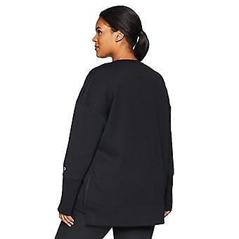 Merk - Core 10 Women's Plus Size Motion Tech Fleece Relaxed Fit Long ...