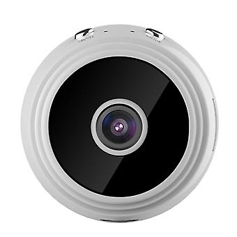 Wifi, Full Hd Wireless Mini Ip Camera With Night Vision, Motion Detection &