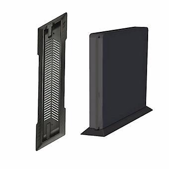 Κάθετη βάση στάσης τοποθετεί για ps4 κάτοχος βάσεων υποστηρικτών παιχνιδιών μαύρος για τη Sony