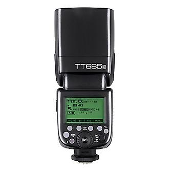 Kamera Flash Ttl Godox Tt685c 2.4g 60gn 1 / 8000s For Canon