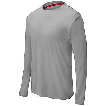Mizuno Men Comp Long Sleeve Crew Top