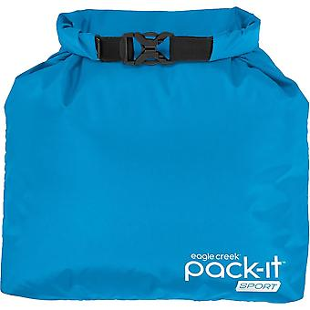 Eagle Creek Pack-It Sport Roll Top Sac - Bleu/Noir