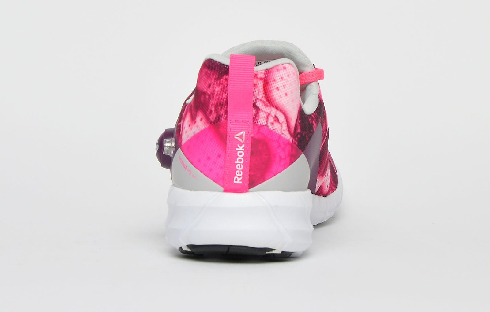 Reebok Z Pump Fusion 2.0 Pink / Orchid / Steel / White / Black