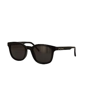 Saint Laurent SL 406 001 Black/Grey Sunglasses