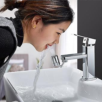 Universal Splash Kitchen Bathroom Filter Faucet Small Tap For Water Rotating Bibcocks Replacement (1pc)