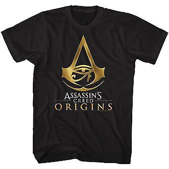 Assassins Creed Origins Logo T-shirt