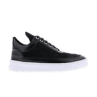 Filling Pieces Low Top Ripple Black 25128301861 shoe